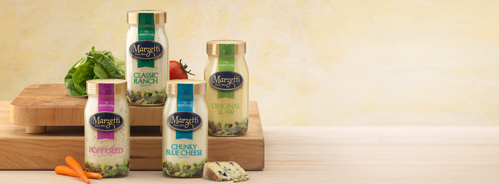 Choose from our delicious family of ranch products.