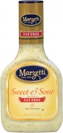 Fat Free Sweet & Sour Salad Dressing