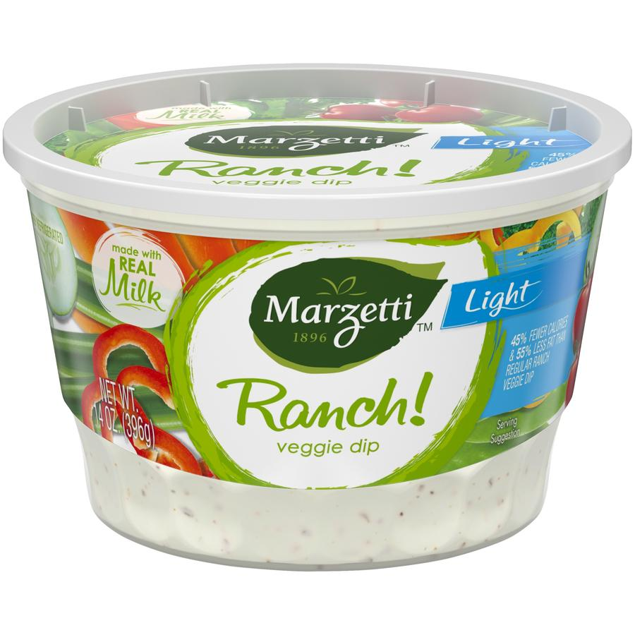 Light Ranch Veggie Dip