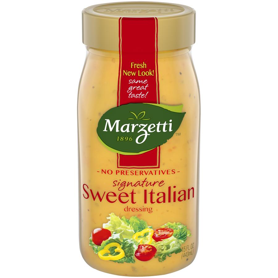Sweet Italian Salad Dressing