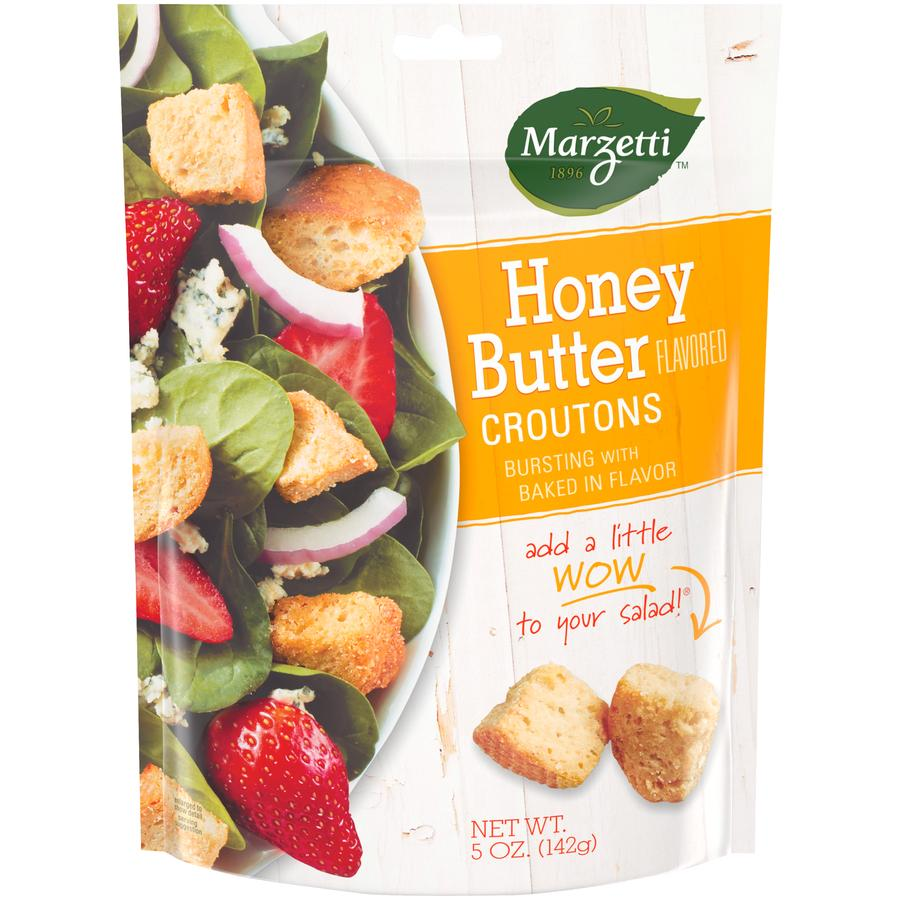 Honey Butter Croutons