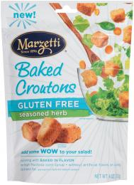 Gluten-Free Seasoned Herb Croutons
