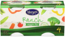 Ranch Veggie Dip Snack Pack
