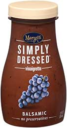 Simply Dressed<sup>®</sup> Balsamic Salad Dressing