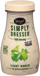 Simply Dressed<sup>®</sup> & Light Ranch