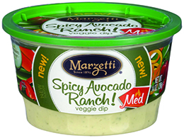 Marzetti?? Spicy Avocado Ranch! Veggie Dip